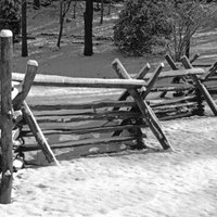 How To Install A Split Rail Fence Ehow
