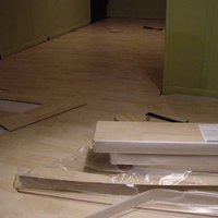 How To Remove 2 Sided Tape From Laminated Flooring Ehow