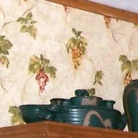 Home remedies for wallpaper glue removal with pictures for Wallpaper removal home remedy