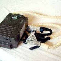 how does a cpap machine work