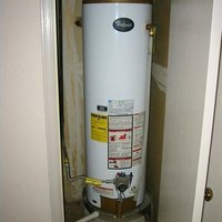 Clean Hot Water Heater 105