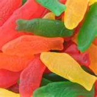 Why are swedish fish called swedish fish ehow for Does swedish fish have gelatin