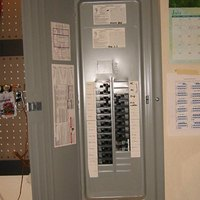 decorating ideas for covering a fuse box ehow