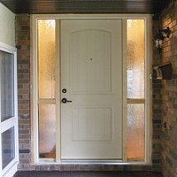 Wood Vs Fiberglass Door Ehow