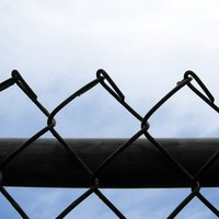 How To Draw A Chain Link Fence Ehow
