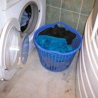 how do u clean a washing machine