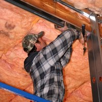 How To Hang Insulation In Ceiling Ehow
