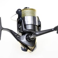 how to take apart a spinning reel