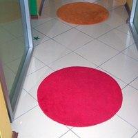 how to wash bath rugs  ehow, Bathroom decor