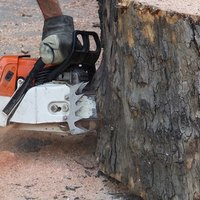 how to start a chainsaw stihl wont start