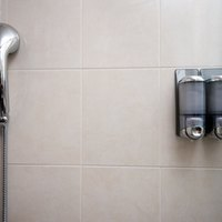 How to remove black mold in a shower ehow - How to remove black mold in shower ...