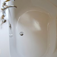How To Fix A Bathtub Where The Two Handle Faucets Leak EHow