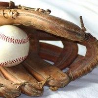how to break into a baseball glove