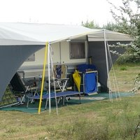 Instructions for a Trailer Tent Awning | eHow