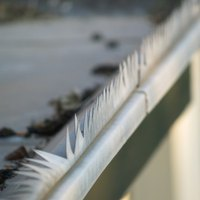 Cleaning Solution for Stains on Outdoor Gutters - eHow