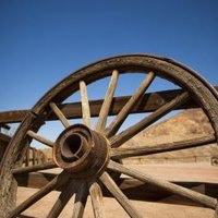 How would i preserve old wagon wheels ehow for Things to do with old wagon wheels