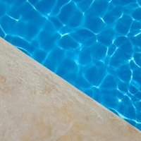 How to stain concrete around a swimming pool ehow for Trisodium phosphate for cleaning concrete