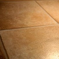 How To Paint Over Existing Ceramic Floor Tile Ehow