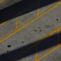 How to remove black stains on concrete ehow for Black stains on concrete
