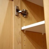 How To Install Half Overlay Hinges Ehow