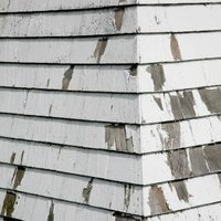 How To Paint Steel Siding With The Paint Peeling Ehow