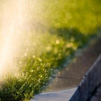 how to fix sprinkler head