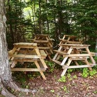 How to Build an Easy Picnic Table | eHow