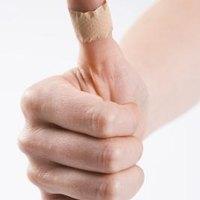 Adult thumb sucker consider