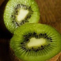 Kiwi bird cut in half - photo#43