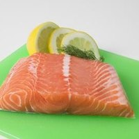 ways to cook salmon fillets ehow. Black Bedroom Furniture Sets. Home Design Ideas