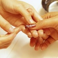 How to apply cosmar gel nails