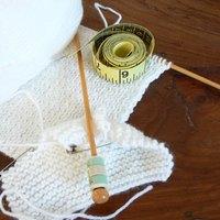 Knitting Pattern Adjustment Calculator : How to Make Knitting Patterns Larger