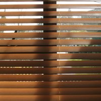 How To Install Top Mount Window Blinds Ehow