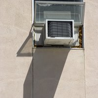 Can you run an air conditioner on a battery ehow for 120 volt window air conditioner