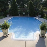 How To Fix An Expansion Joint In The Concrete Around An In Ground Pool Ehow