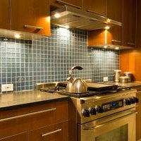 Easy kitchen cabinet bleaching for Bleaching kitchen cabinets