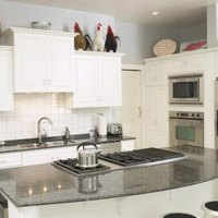 How to Restore Metal Kitchen Cabinets | eHow