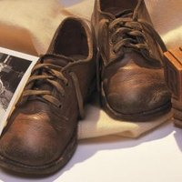 Bronze Baby Shoes Tradition