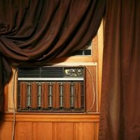 how to properly clean your window air conditioner ehow. Black Bedroom Furniture Sets. Home Design Ideas