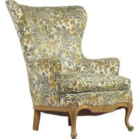 Do It Yourself Wingback Chair Reupholstering EHow