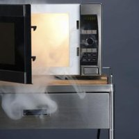 Bunn Coffee Maker Plastic Burning Smell : How to Get Rid of a Melted Plastic Smell in the Microwave eHow