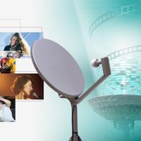how to connect satellite to tv