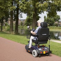 How to get an electric scooter through medicare ehow for Does medicare cover motorized wheelchairs