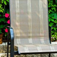 How to Repair Sling Patio Chairs | eHow