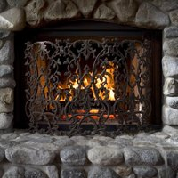 How To Remove Paint From A Stone Fireplace Ehow