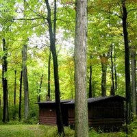 Secluded romantic cabins in michigan ehow for Michigan romantic cabins