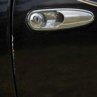 How To Fix Peeling Chrome Car Door Handles Ehow