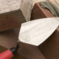 how to use a mortar cement mix