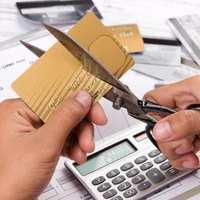how to pay off debt credit report