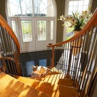 How To Strip And Varnish Stairs Ehow